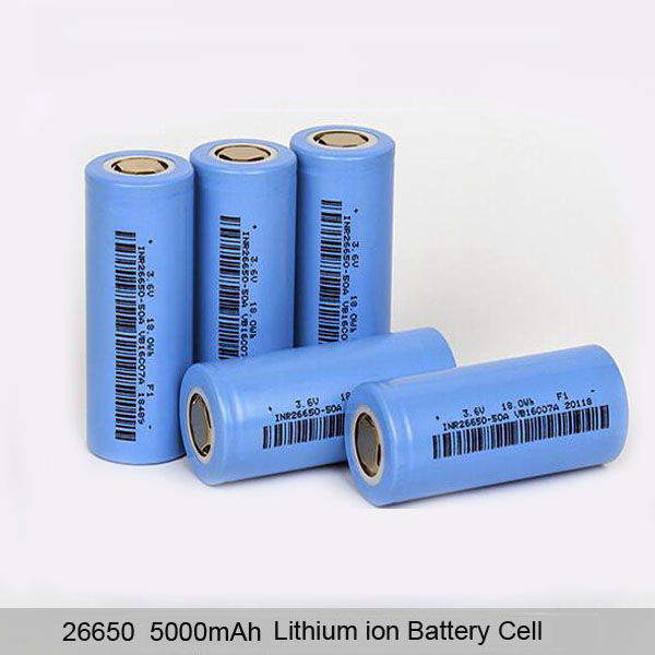 INR26650-50A Lithium ion battery Cell