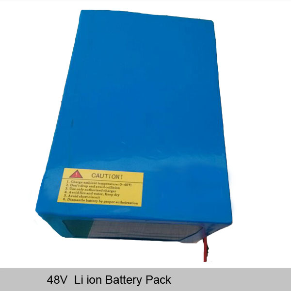 48v 60ah lithium ion battery pack