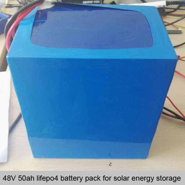 48V 50ah lifepo4 battery pack for solar energy storage