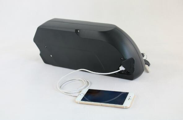 36V 10AH electric bike lithium battery pack