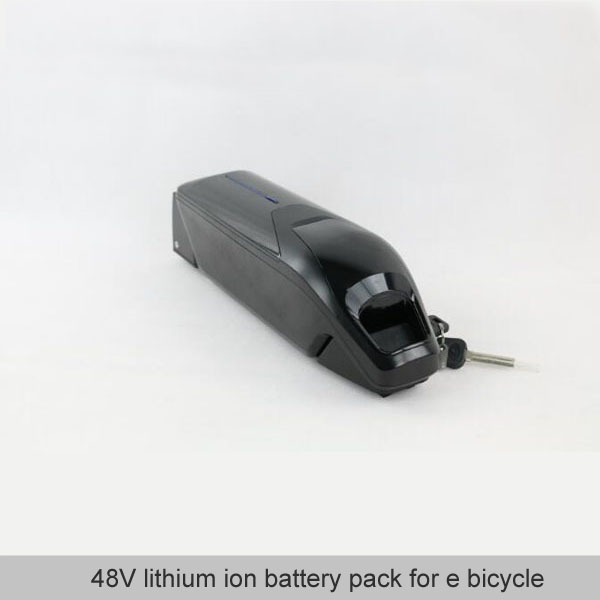 48V lithium ion battery pack for e bicycle
