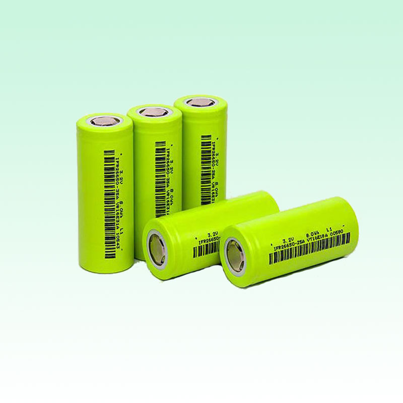 IFR26650-2500mAH battery cell