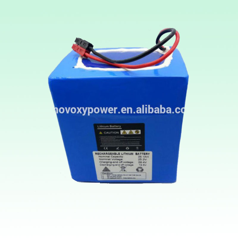 48v 40ah 50ah 60ah 80ah 100ah deep cycle 18650 for electric scooter/golf cart