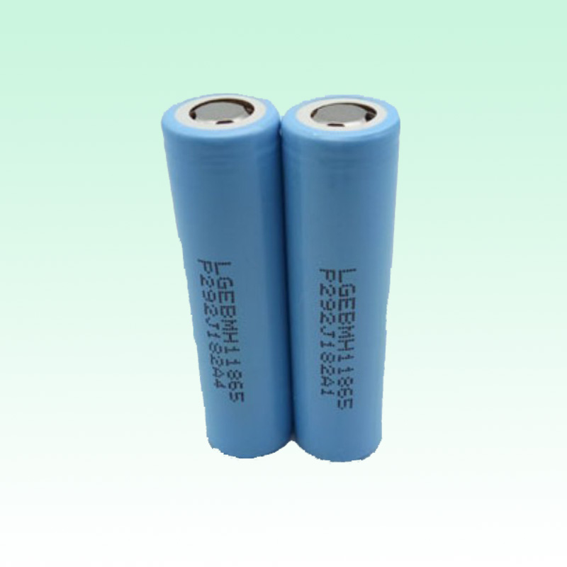 LG 18650 3.7V 3200mAh li-ion battery